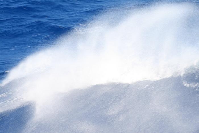 Welle im Meer