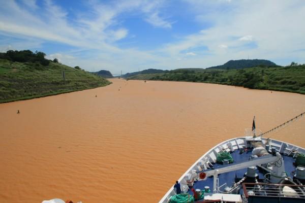 Panama Kanal Passage