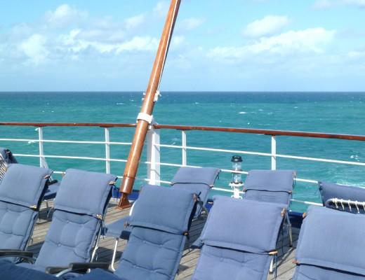 Kreuzfahrt vor Australien