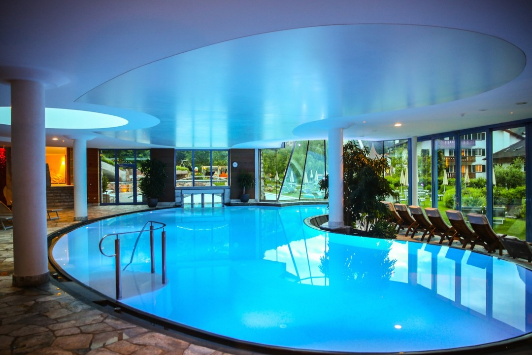 Hotel Adler Balance Die Spa Health Residenz In Den Dolomiten