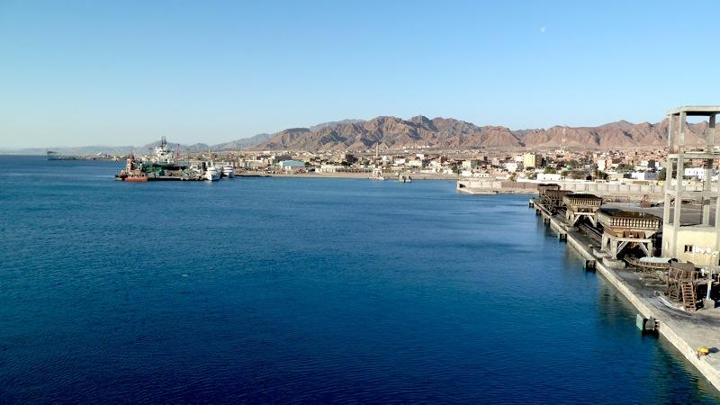 Hafen von Safaga, Ägypten