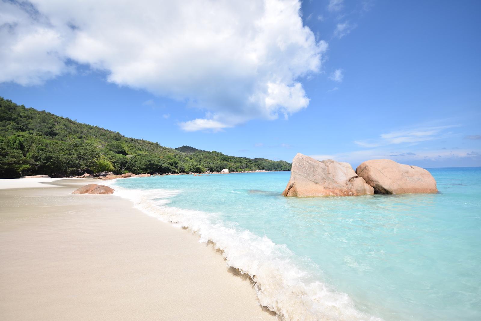 Anse-Lazio-Seychellen