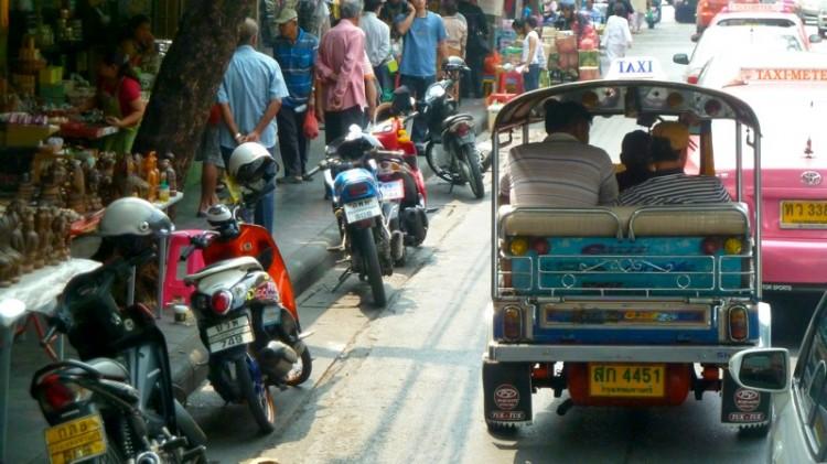 Bangkok Strasse