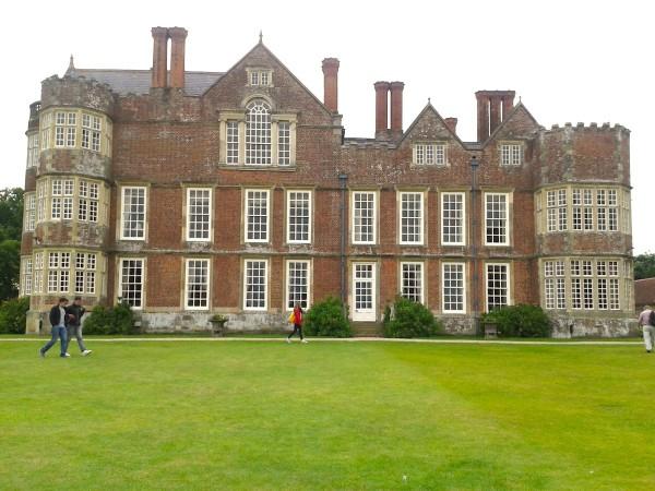Das Herrenhaus Burton & Agnes
