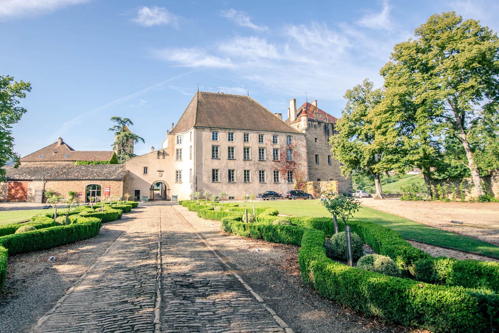 Chateau-de-Pierreclos