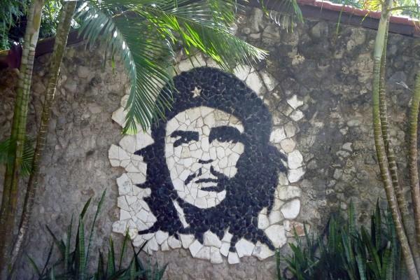 Che Bild Kuba