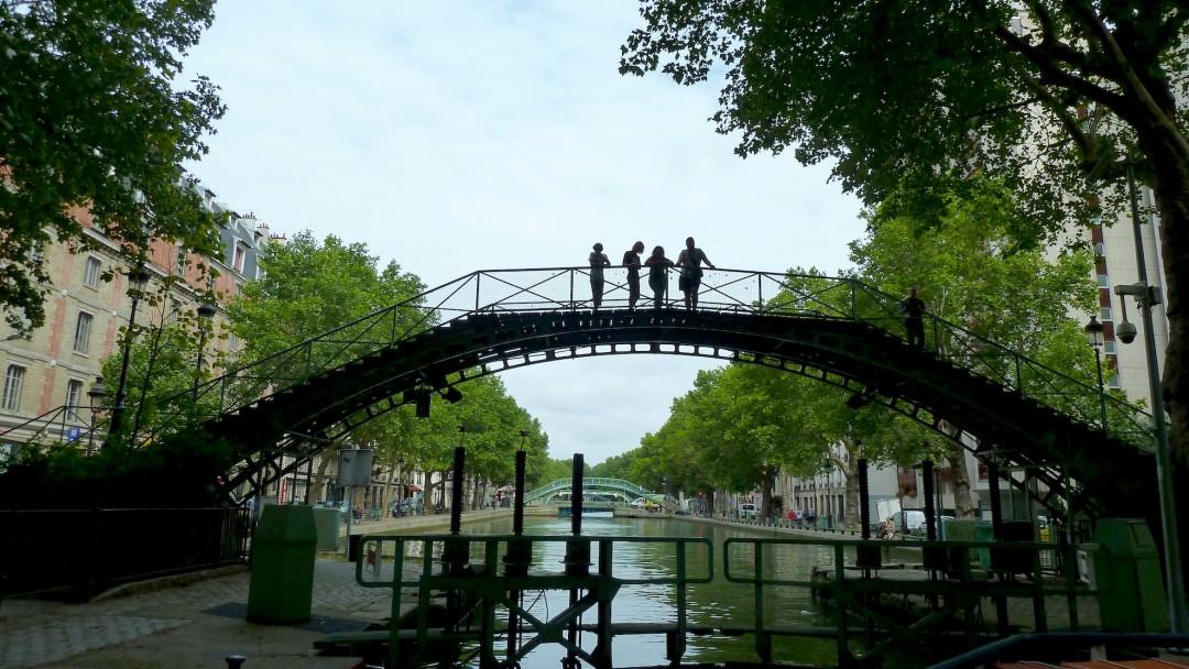 Der Canal Saint Martin2