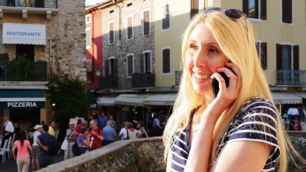 Telefonieren mit #blau9cent