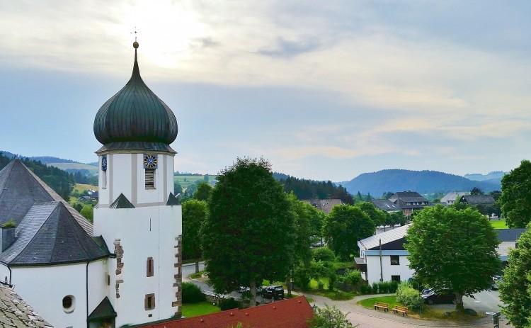 HInterzarten Kirche