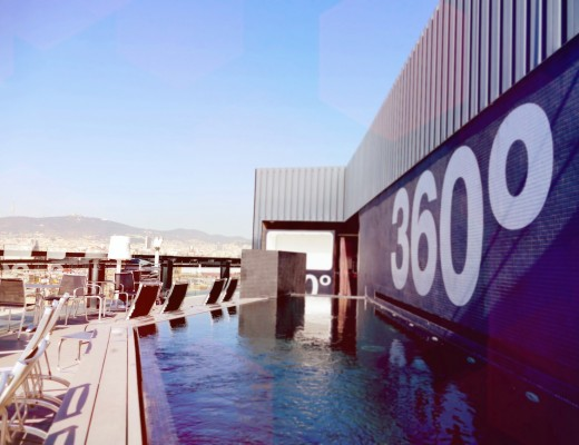 Pool Hotel Barceló Raval