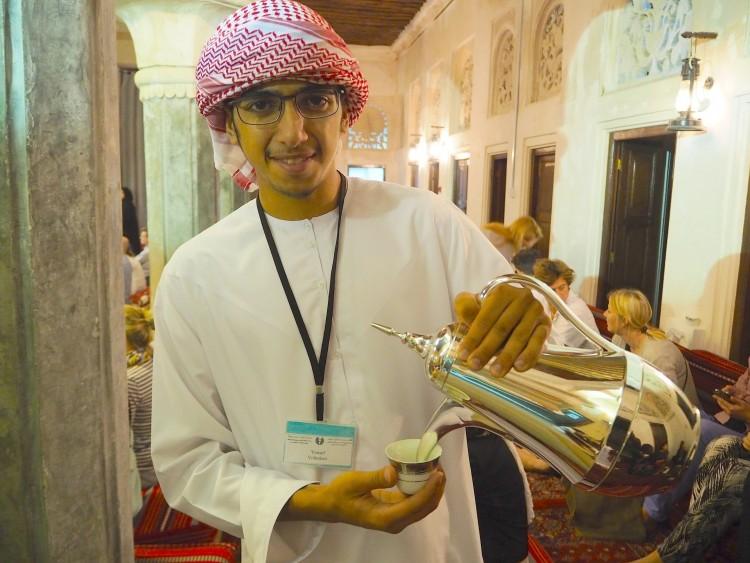 Emirati kennenlernen