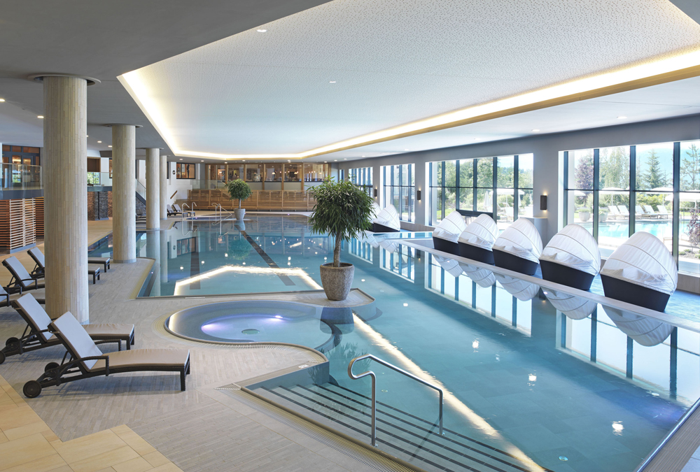 Interalpen Hotel Spa Austria