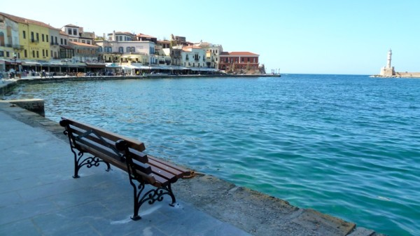 Venedig Kretas: Chania mit der wunderschönen Promenade
