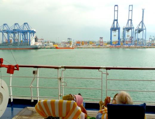 Kreuzfahrt Hafen Bangkok Laem Chabang
