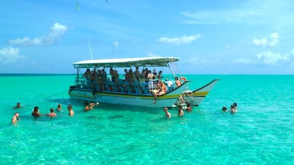 Bootsfahrt BoraBora