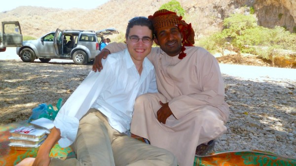 Landausflug im Oman