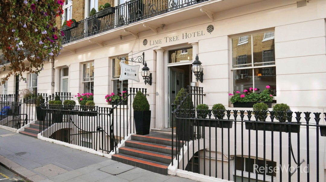 Lime tree hotel das besondere boutique hotel in belgravia for Besondere hotels