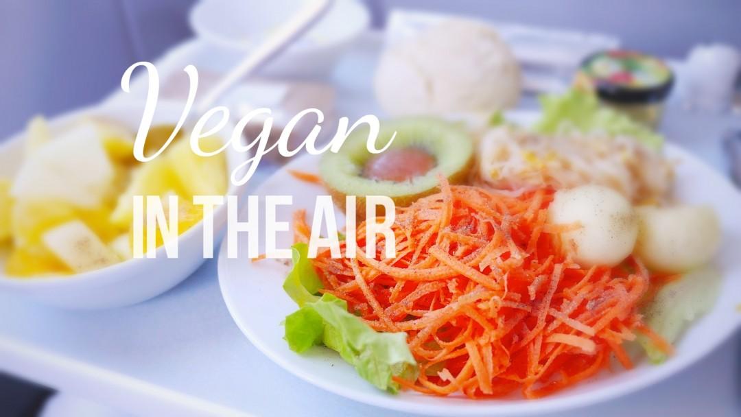 Lufthansa-Vegan-Essen