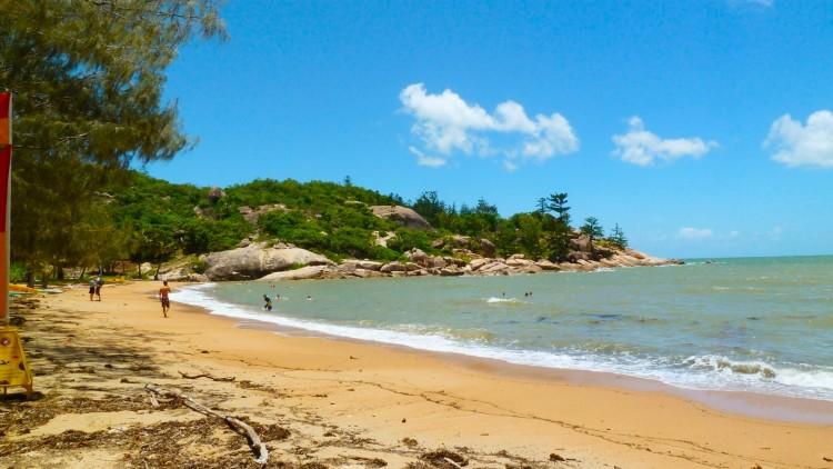 Beach Magnetic Island