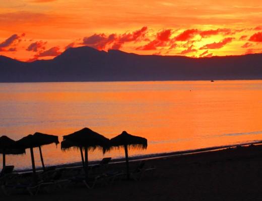 Die Bucht von Alcudia im Norden Mallorcas