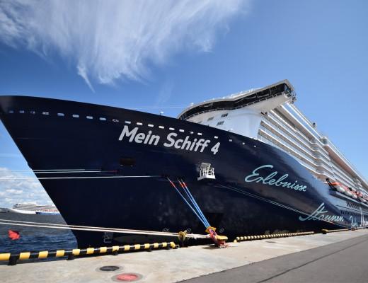 Erfahrungsbericht Mein Schiff 4