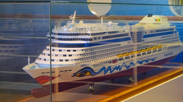 Meyer Werft Aida Modell