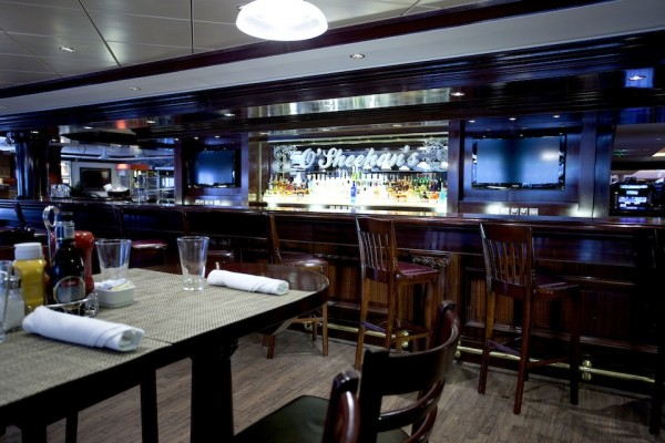 O´Sheehan´s Bar & Grill  auf der Norwegian Epic
