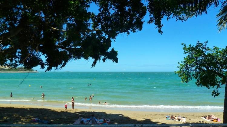 Strand Neukaledonien