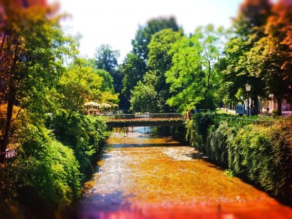 Oos in Baden Baden
