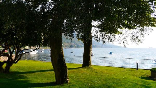 Garten des Hotel Val di Sogno