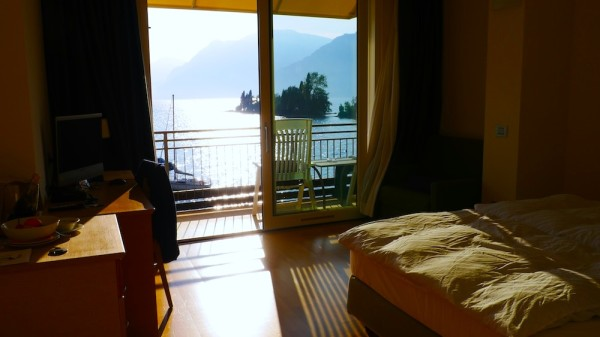 Zimmer im Hotel Val di Sogno am Gardasee