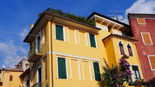Häuser am Gardase