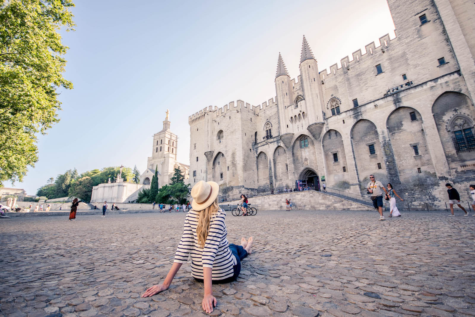 Papspalast-Avignon