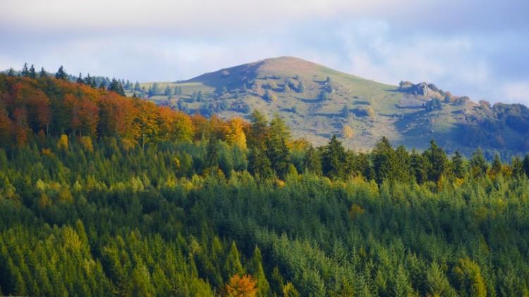 Blick auf die Rhön, Foto: ReiseWorld