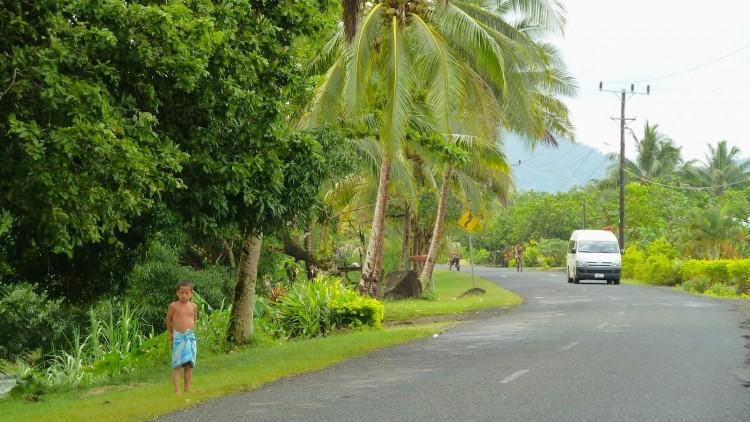 Kind in Samoa