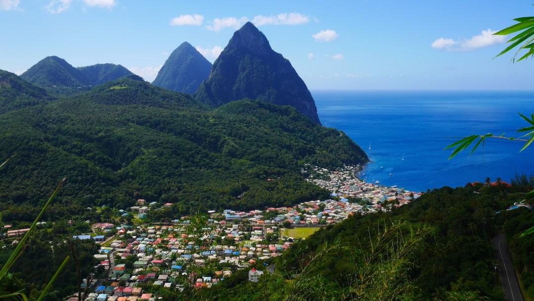 Pitons Ausflugstipps für St. Lucia