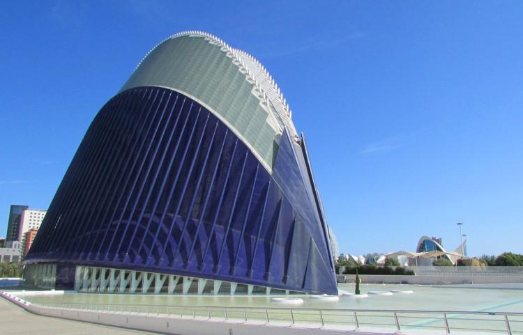 Das Oceanográfic im Ciudad de las Artes y las Ciencias