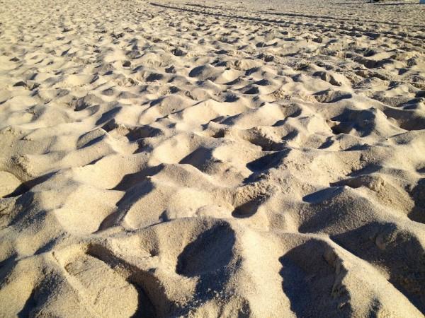 Sand aus Sylt