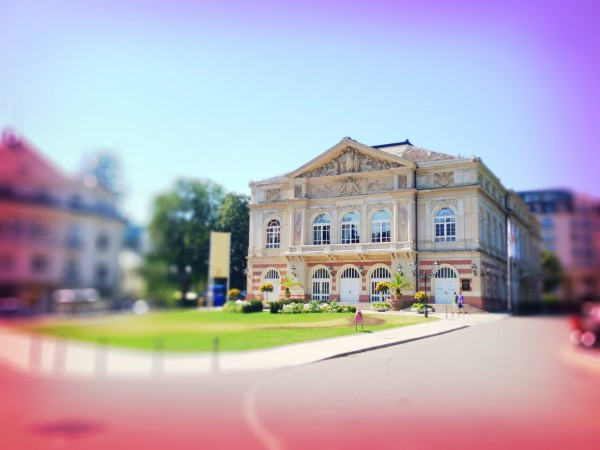 Theater in Baden Baden