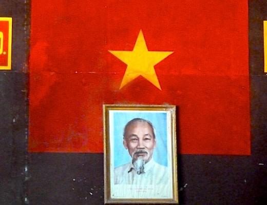 Ho, Ho, Ho Chi Minh...