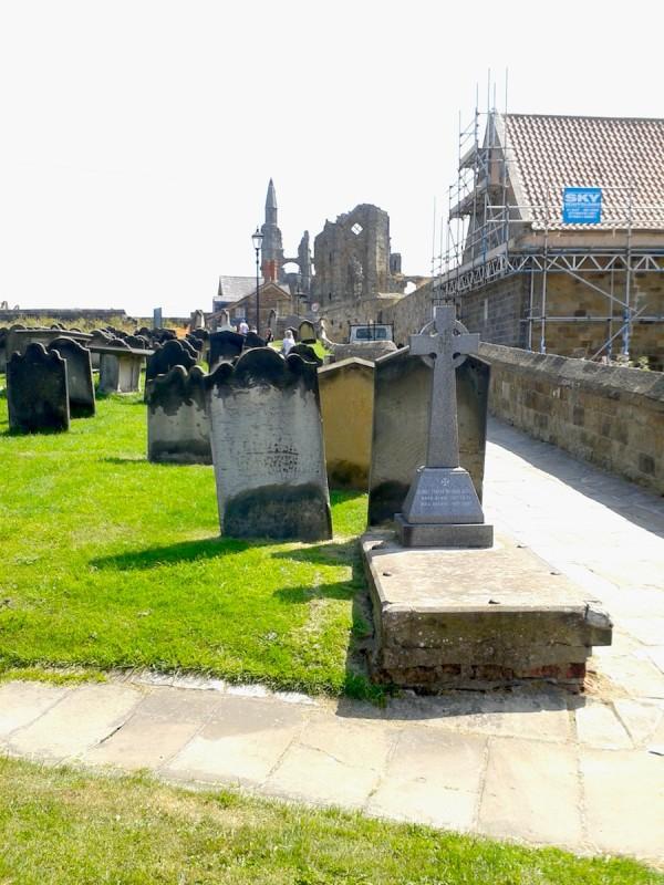 Graf Dracula was here –der Friedhof und die Kathedrale von Whitby