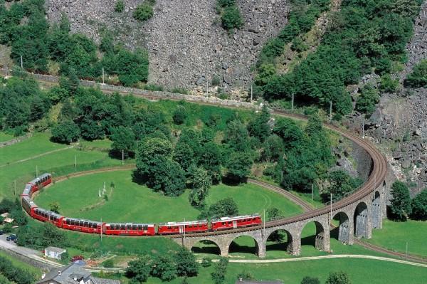 Foto: Rhätische Bahn, Giorgio Murbach