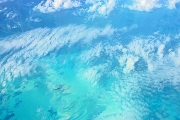 Wolken über Kuba