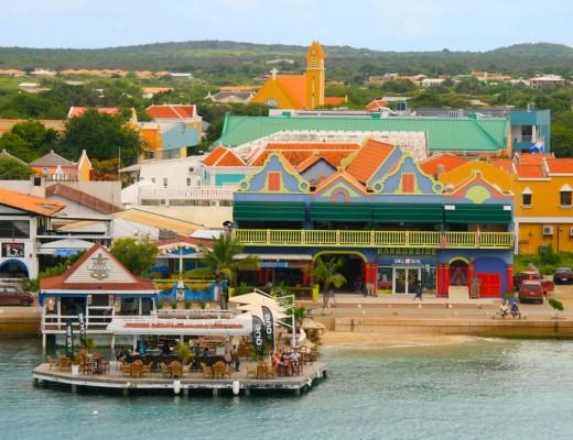 Kralendijk die Inselhauptstadt