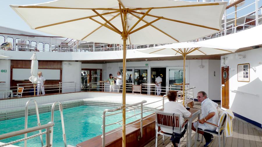 Deck MS Astor