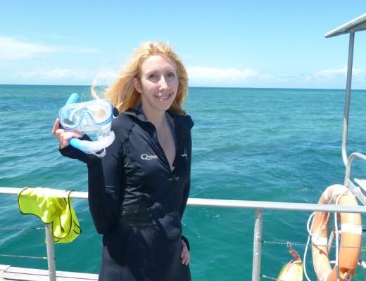 Schnorcheln im Great Barrier Reef