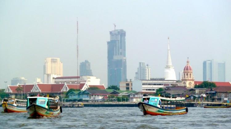 Bangkok Fluss