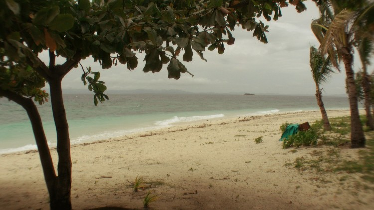 Strand Bounty Insel