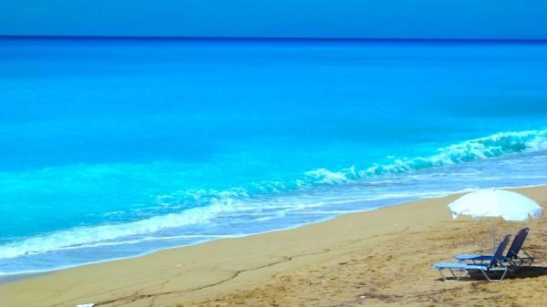 Lefakada Beach