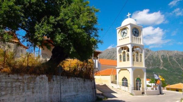 Kirche in Ponti Lefkada